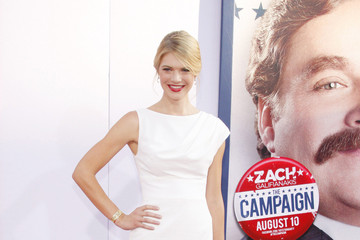 """Kate Lang Johnson """"The Campaign"""" premiere in Los Angeles 2"""