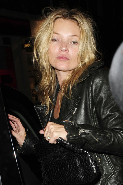 Kate Moss Photos Photos Kate Moss And Jamie Hince At The Groucho