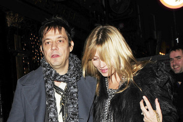 Kate Moss Kate Moss and Jamie Hince Out