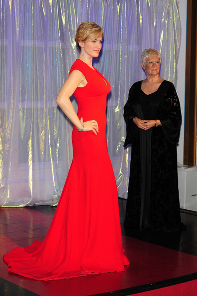 Kate Winslet The Kate Winslet Wax Figure at Madame Tussauds