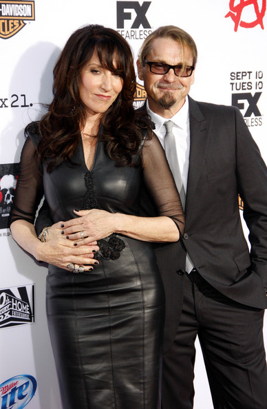 Katey Sagal Kurt Sutter Photos Photos - Celebs at the ...