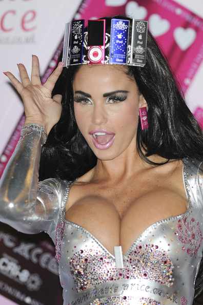 ... Katie Price Wears Our Wildfox Couture I Want Candy Dress Picture