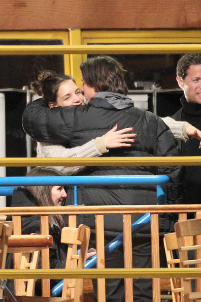 tom cruise and katie holmes 2011. Tom Cruise, Katie Holmes and