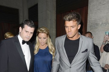 Katie Price Leandro Penna Katie Price and Leandro Penna Out Together