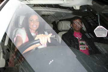 Katie Price Alex Reid Katie Price Leaves Mayfair Hotel in London