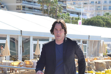 Keanu Reeves 'Man of Tai Chi' Photo Call in Cannes — Part 4