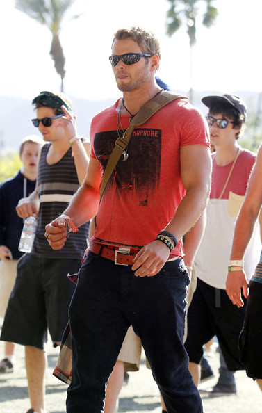 Kellan Lutz - Kellan Lutz at Coachella