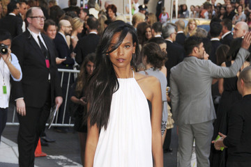 Lilya Kebede The 2011 CFDA Fashion Awards in New York