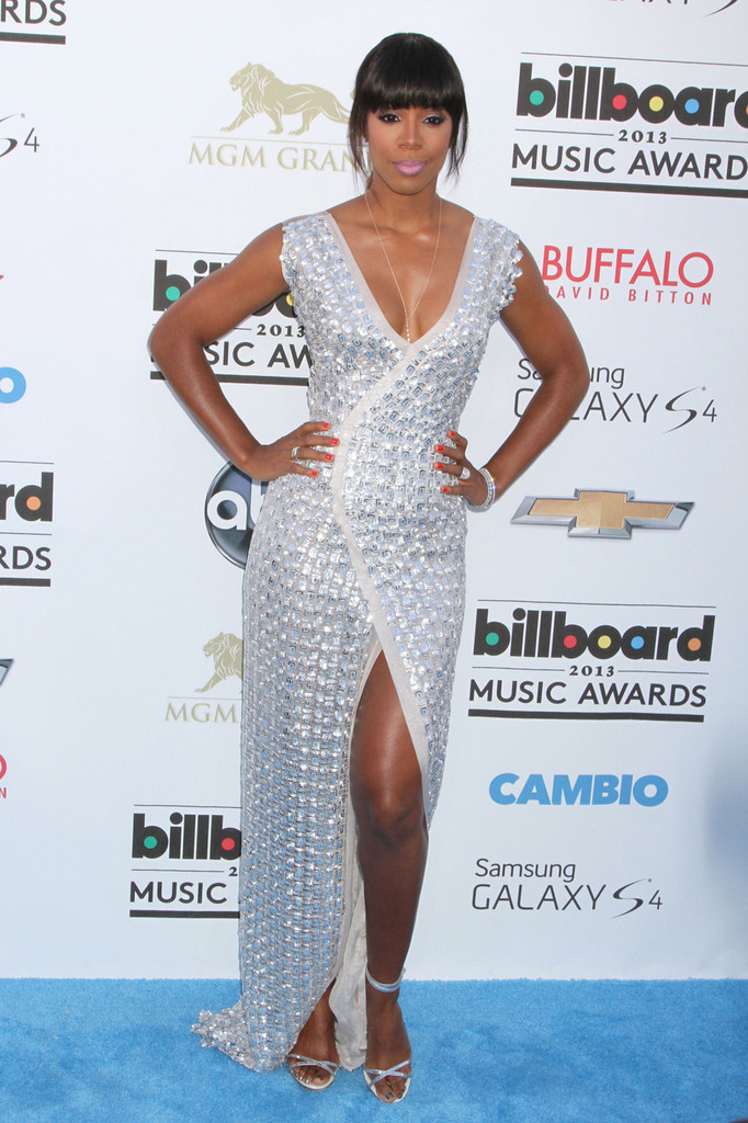 Kelly Rowland - Arrivals at the Billboard Music Awards
