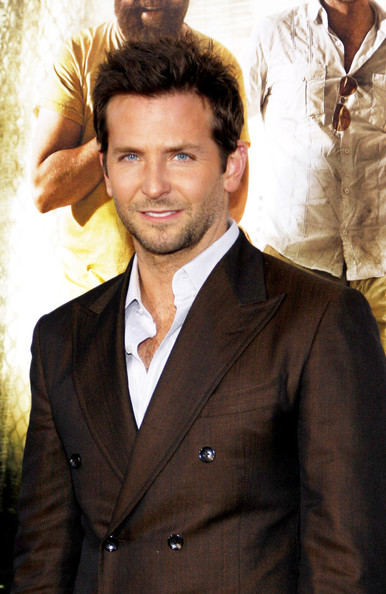 "Bradley Cooper at the Los Angeles premiere of ""The Hangover Part II"" held at the Grauman's Chinese Theater, Los Angeles."