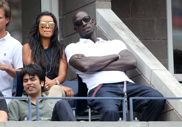 Kevin Garnett Pictures - Stars at the US Open on Labor Day ...