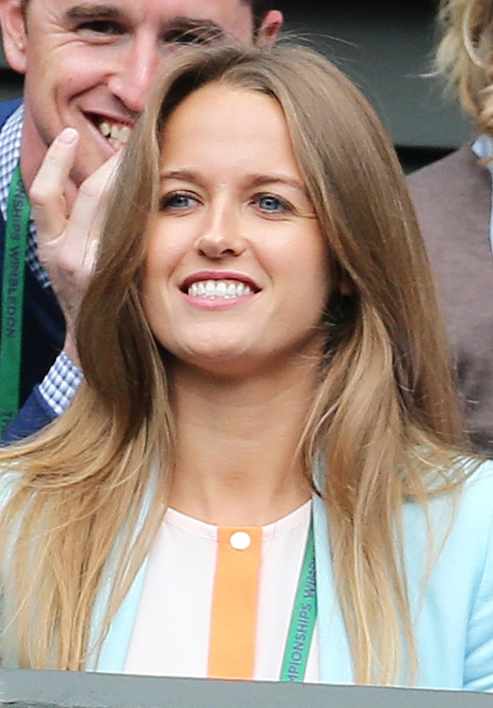 Kim+Sears+First+Round+Matches+Wimbledon+