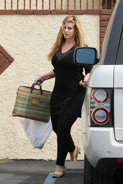 kirstie alley dwts. Kirstie Alley Leaves DWTS
