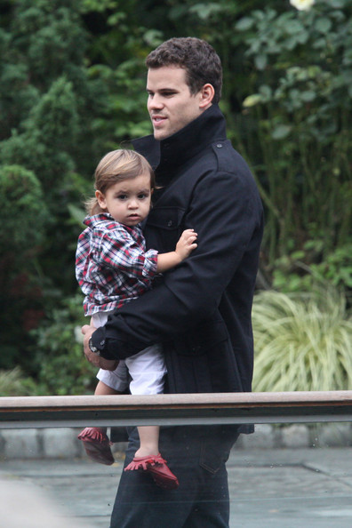 Kris Humphries and Mason Disick Photos Photos - The ...