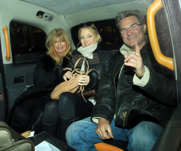 Oliver And Kate Hudson Parents Kate Hudson And Parents in