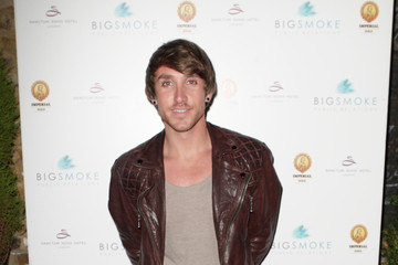 Kye Sones Celebs at the Big Smoke PR Launch Party