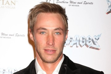 Kyle Lowder Celebs at the 'Rock of Ages' Show