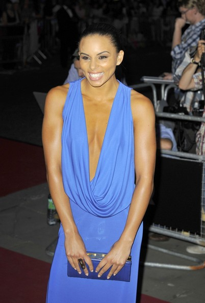 Louise Hazel attending the GQ Men of the Year Awards held at the Royal Opera House in Covent Garden, London.