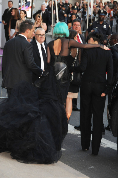 lady gaga 2011 cfda awards. Lady Gaga at the 2011 CFDA