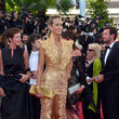 Lady Victoria Hervey 'Blood Ties' Premieres in Cannes