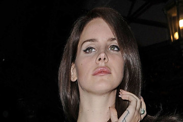 Guns N' Roses Lana Del Rey Lana Del Rey arrives at Shoreditch House in London after performing an intimate gig at the  Jazz Cafe