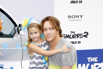 Larry Birkhead Stars at the Premiere of 'The Smurfs 2'
