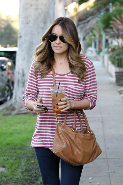 lauren conrad new hair color. LAUREN CONRAD NEW HAIR COLOR