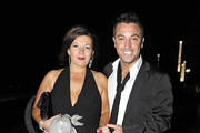 """This Morning"" chef Gino D'Acampo and a guest head to the National Television Awards in London."