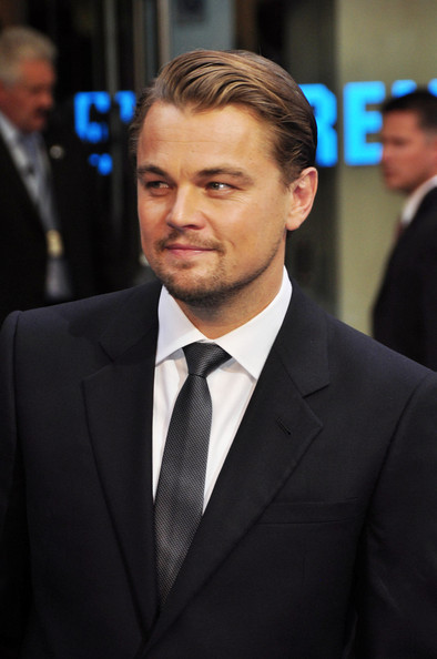 Leonardo DiCaprio - The World Premiere of