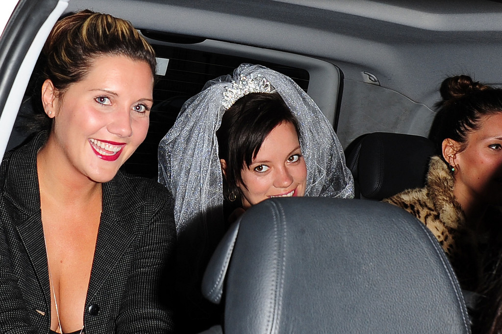 lily allen and jaime winstone photos photos zimbio