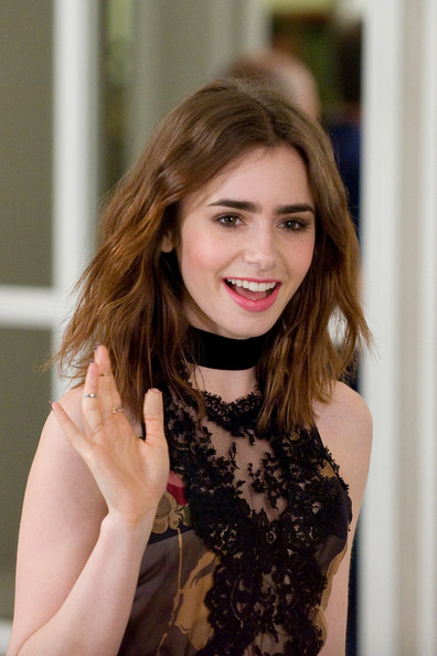 Lily Collins Photos Photos The Mortal Instruments