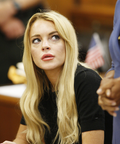 Lindsay Lohan court lawyer Shawn Chapman Holley