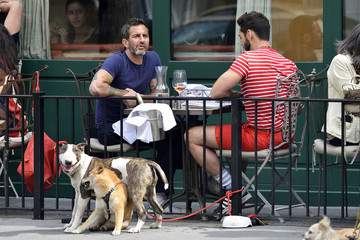 Lorenzo Martone Marc Jacobs Has Lunch With Lorenzo Martone 2
