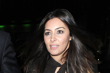 Laila Rouass Celebs at the V&A Museum