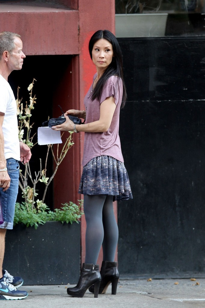 Lucy Liu Photos Photos Lucy Liu Films Elementary In