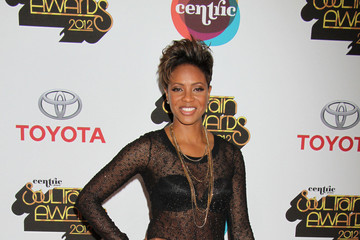 Fantasia Barrino Photos Daley On The Red Carpet For The 2012 Soul ...