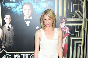 Mamie Gummer 'The Great Gatsby' Premieres in NYC 3