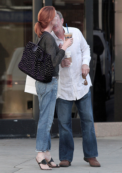 Marcia Cross couple