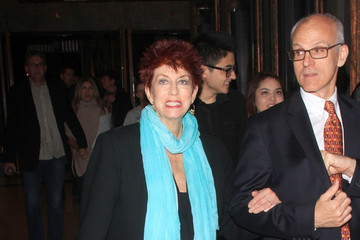 Marcia Wallace Celebs at the 'Billy Elliot' Opening in LA