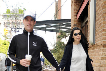 Margherita Ronchi Matthew Fox and Margherita Ronchi in NYC