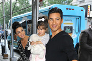 Thursday: Mario Lopez - The Week In Pictures: October 19, 2012