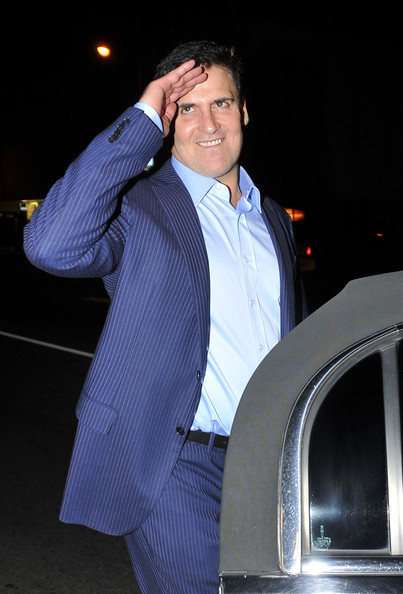 """Mark Cuban Mark Cuban attends the """"Dancing with the Stars"""" 2,000th episode party at Boulevard 3."""