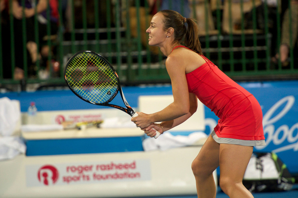 Martina Hingis Photos Photos Martina Hingis Hits The
