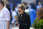 Mary-Kate Olsen Runs Errands in NYC