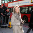 Mary Nightingale Arrivals at the TRIC Awards 2
