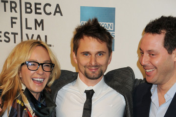 Matt Bellamy Arrivals at the 'Reluctant Fundamentalist' Premiere
