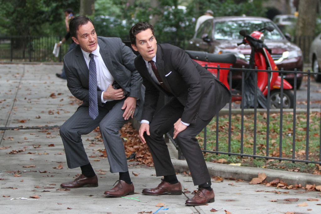 White Collar Cancelled  Final Season Of Six Episodes