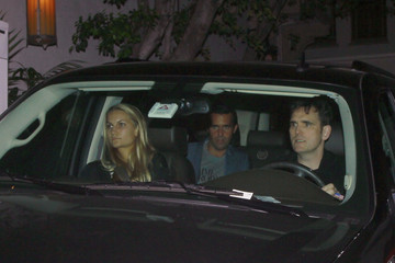 Matt Dillon Matt Dillon Leaves the Chateau Marmont