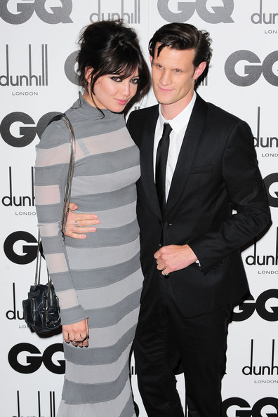 Matt Smith Daisy Lowe Photos Photos - Guests Arrive at th ...