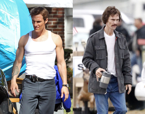 Matthew Mcconaughey Photos Photos The Muscles Are Back Matthew